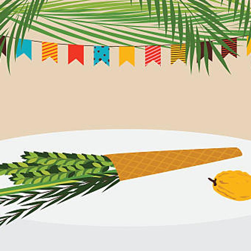 Sukkot Decorating Party & Sukkot Service/Picnic Dinner