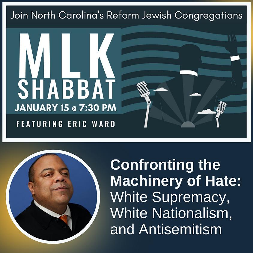 MLK Justice Shabbat with North Carolina's Reform Jewish Congregations