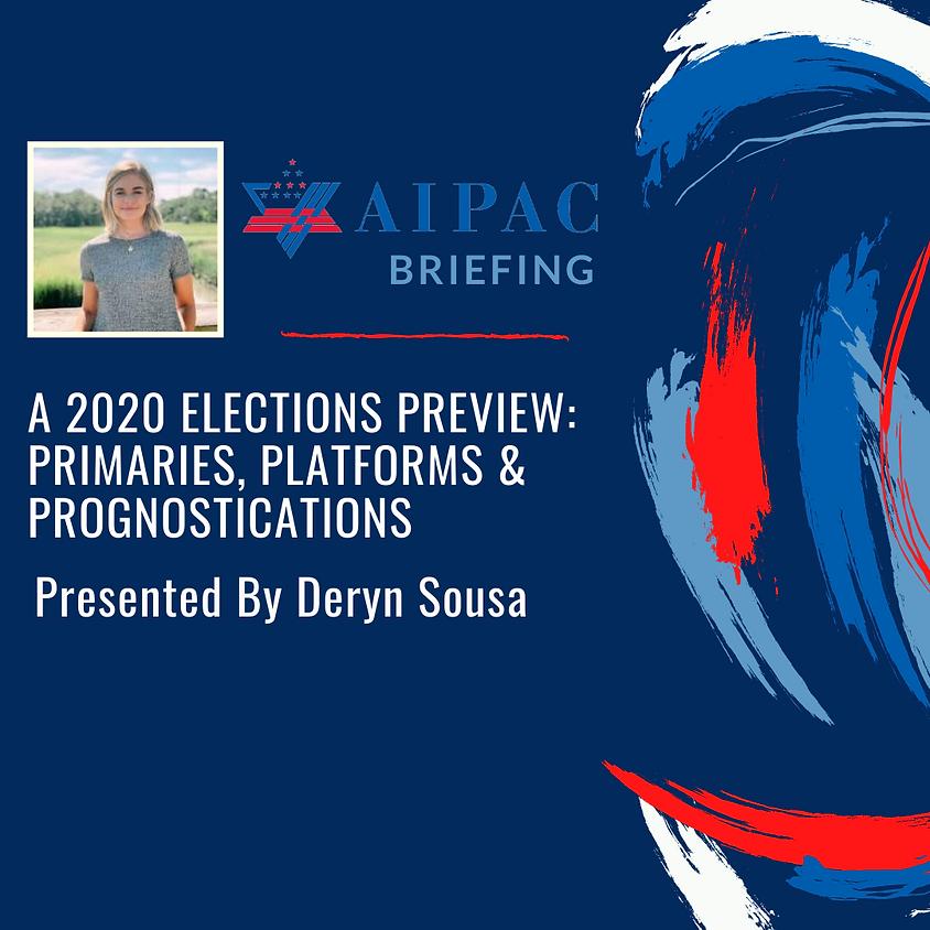 AIPAC Briefing