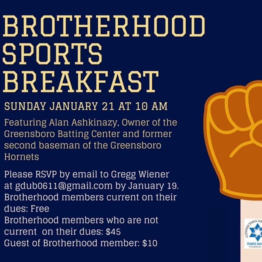 Brotherhood Deli Sports Night