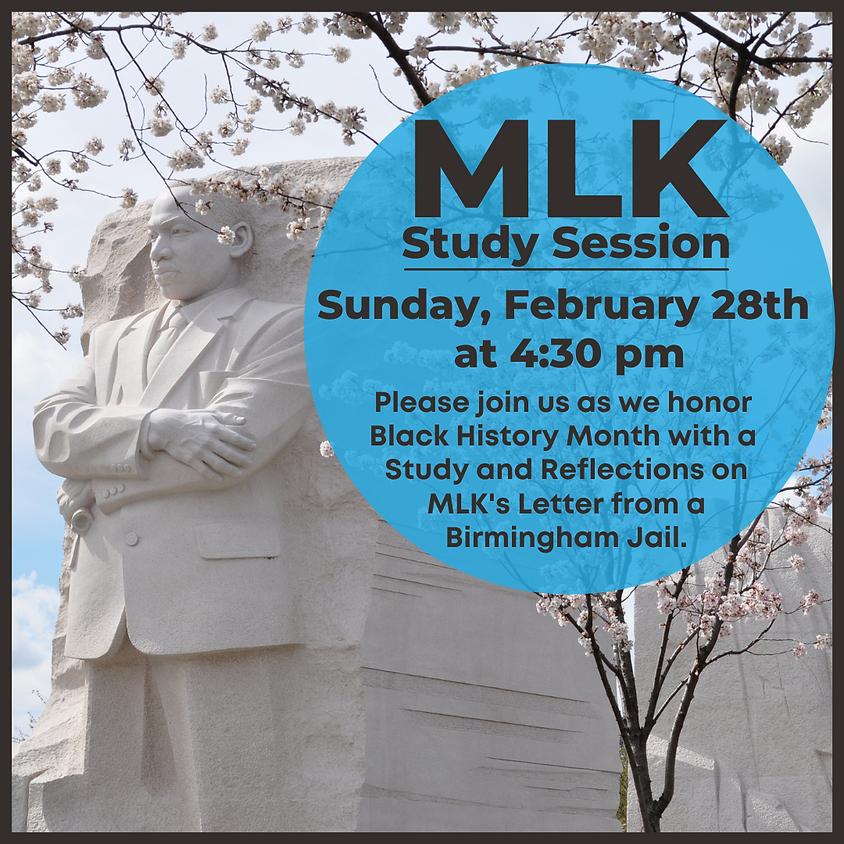 MLK Study Session