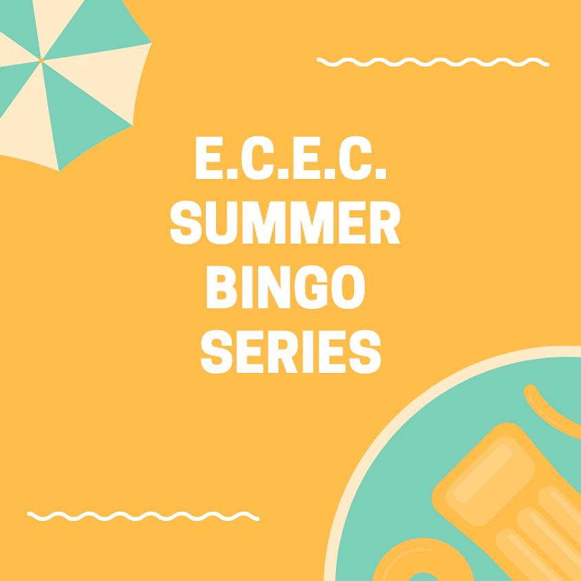 ECEC Summer Bingo Series