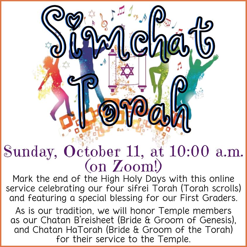 Simchat Torah Service