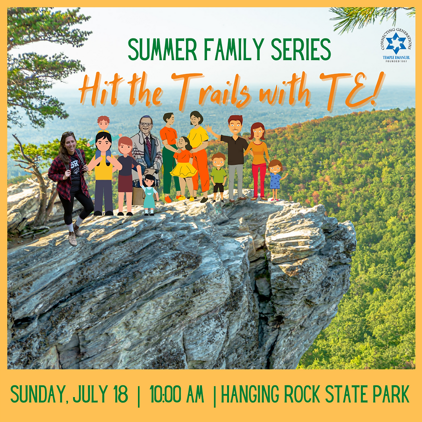 Hit the Trails with TE!