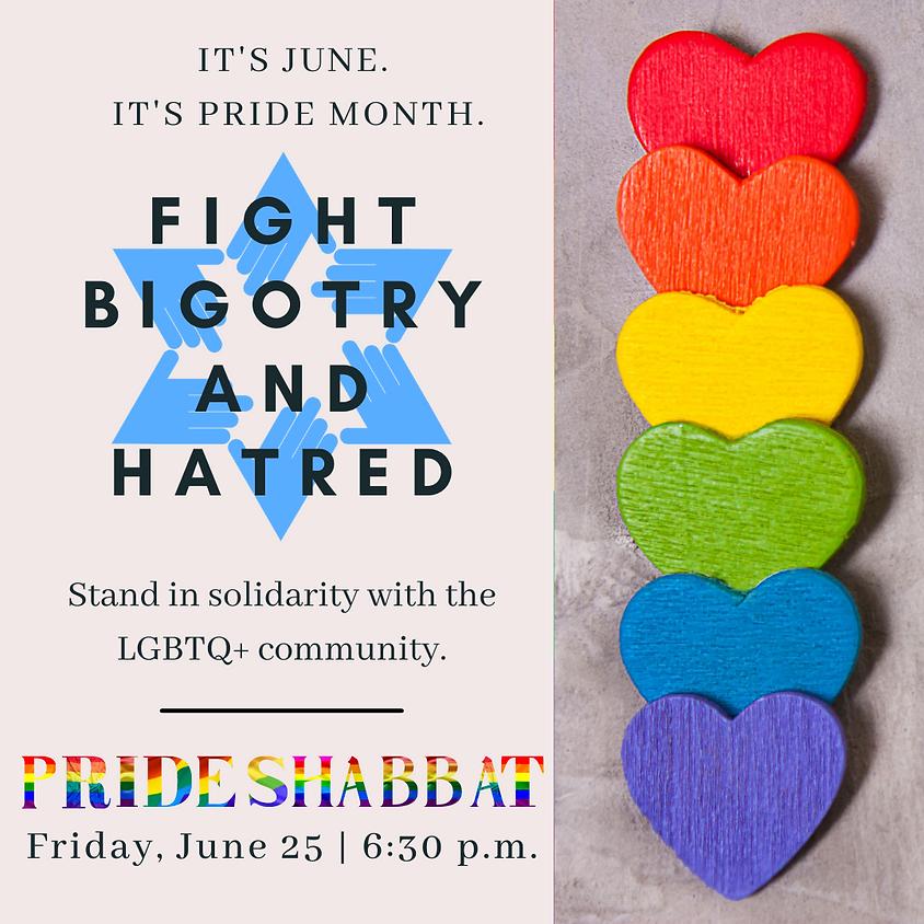 Pride Shabbat Service