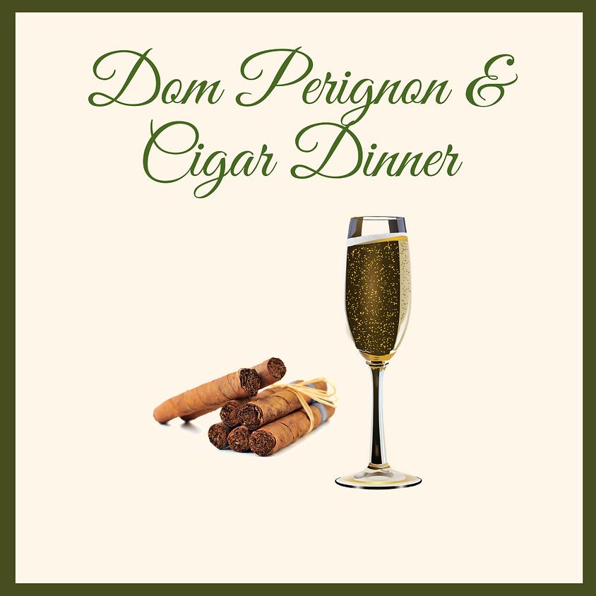 Dom Perignon & Cigar Dinner