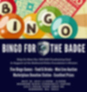 Redmond Police Department, Bingo for the Badge, Redmond Police Foundation