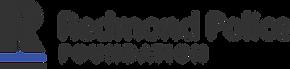 Redmond Police Foundation 2017(Black).pn