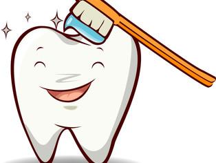 Besuch von Zahnarzt Dr. Mutzer