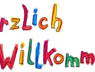 Herzlichen Willkommen im neuen Kindergartenjahr