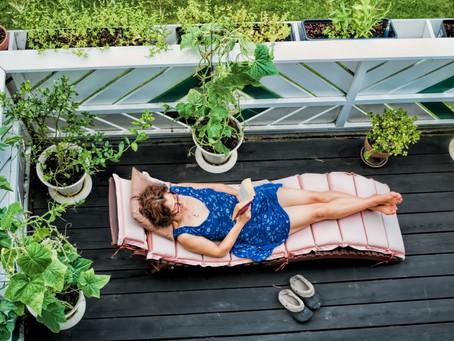 Garden Design Tips - Balconies