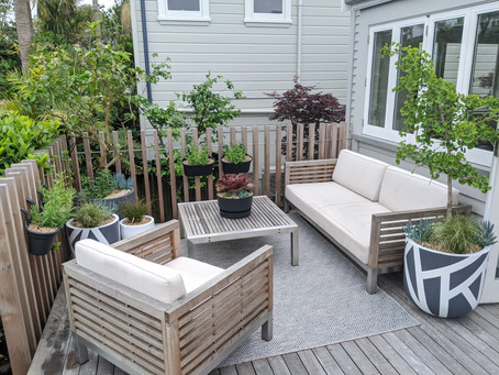 Turning Your Balcony Into a Garden Retreat