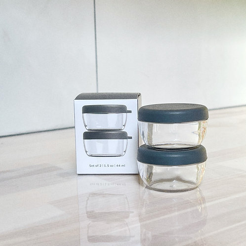 Porter Dressing Containers