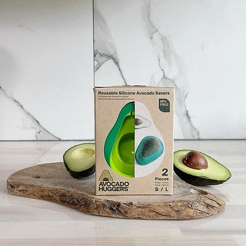 FoodHuggers - Green Avocado Huggers - Set of 2