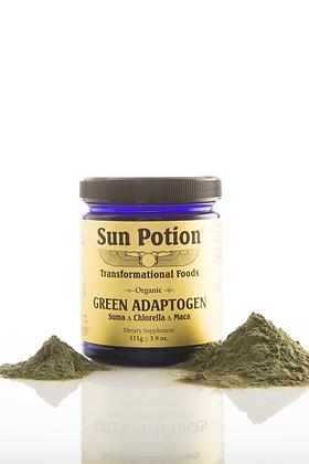 Green Adaptogen Powder - SUN POTION