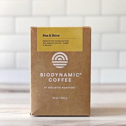 Rise & Shine - Whole Bean Coffee