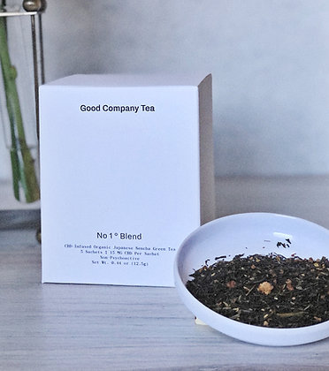 Organic Japanese Sencha Green Tea