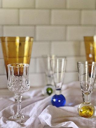 Cocktail Hour Glassware
