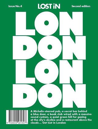 LOST iN Guide - LONDON
