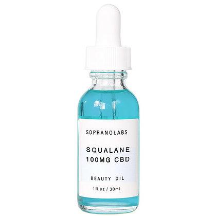 Olive Squalane CBD Beauty Oil