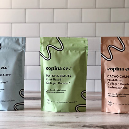 Matcha Beauty Plant-Based Collagen Booster