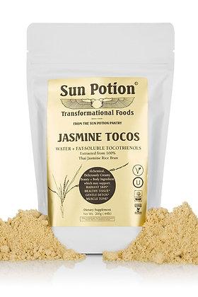 Organic Jasmine Tocos - SUN POTION