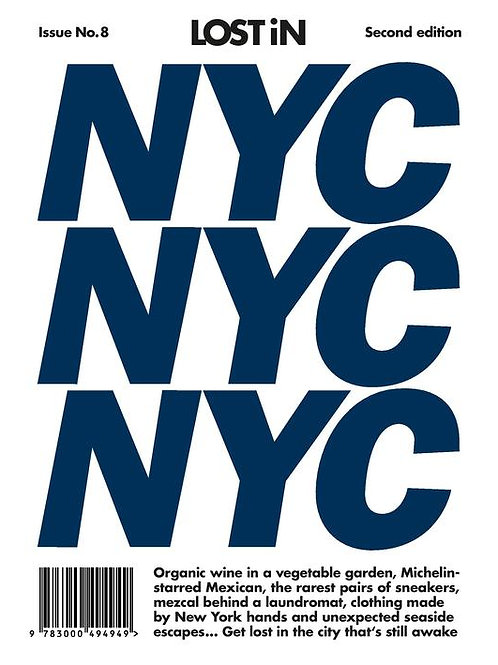 LOST iN Guide - NEW YORK CITY