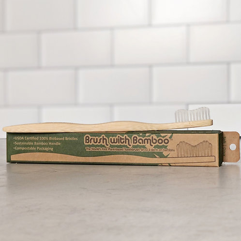 Bamboo Adult Toothbrush