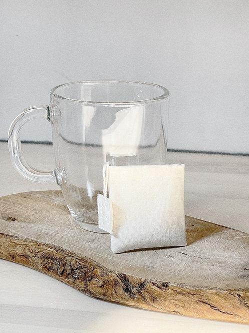 Organic Cotton Reusable Tea Bags