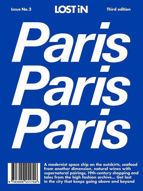 LOST iN Guide - PARIS