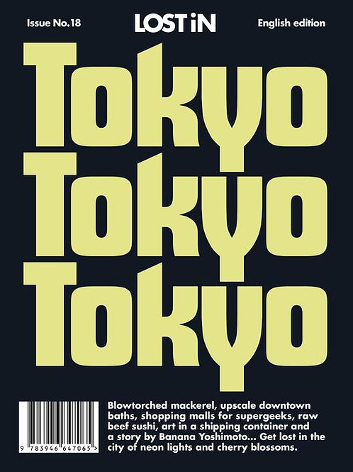 LOST iN Guide -TOKYO
