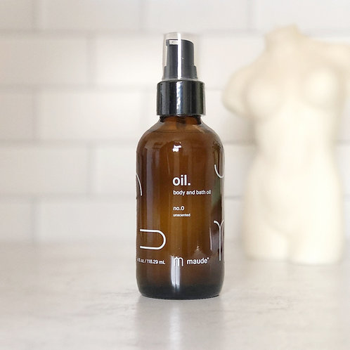 Muade 4 oz Oil no. 0