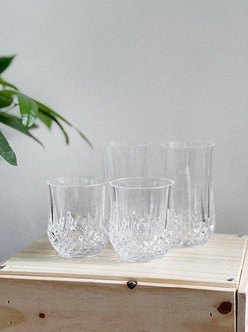 Cristal D'Arques Glassware