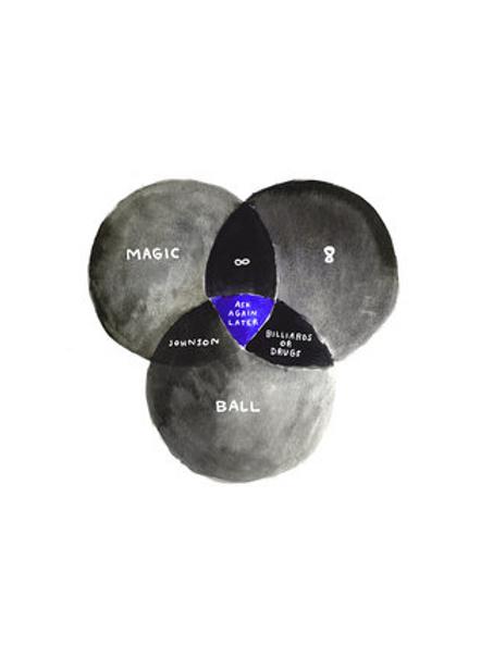 8 Ball - Michelle Rial