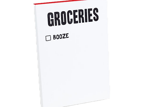 Groceries/Booze - Power and Light Press