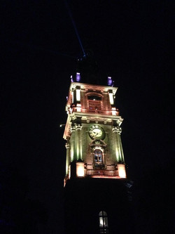 Le Beffroi by night