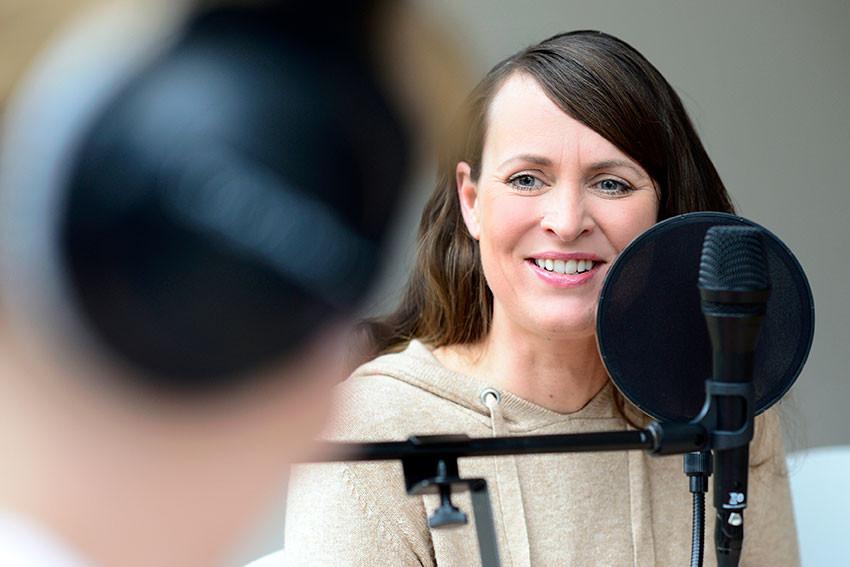 Kinderbibelpodcast – Susanne Hallmayer.