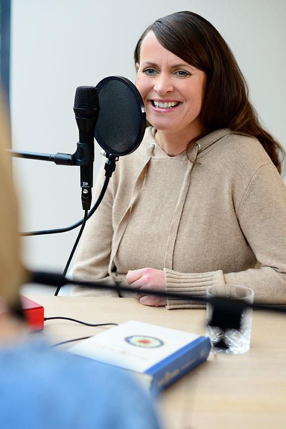 Kinderbibelpodcast – Susanne legt los.