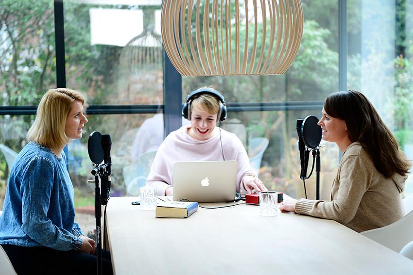 Kinderbibelpodcast – kurze Unterbrechung.
