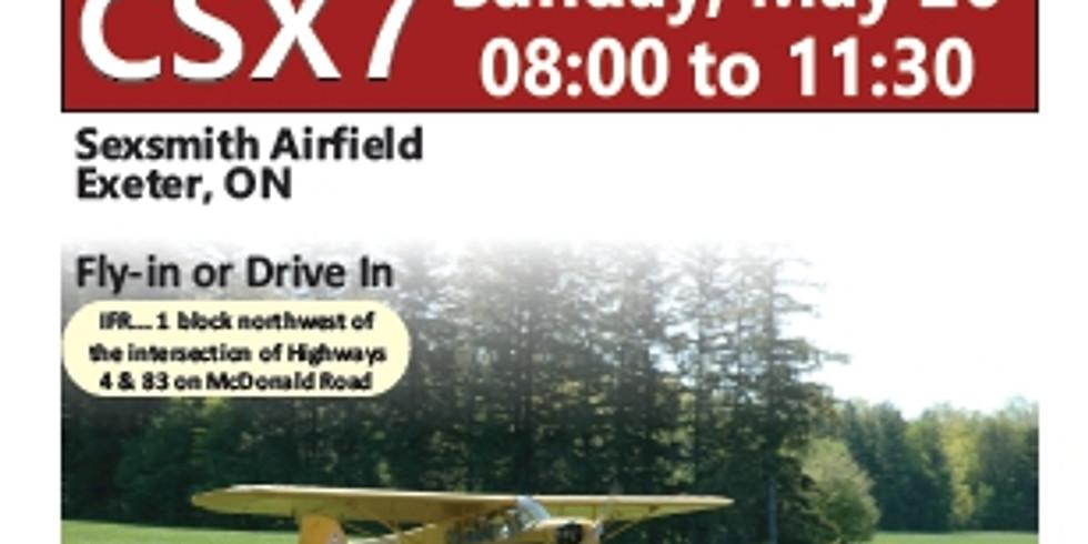 Postponed....2021 Sexsmith/Copa 177 Fly in Breakfast
