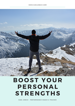 Freebie Boost Your Personal Strengths