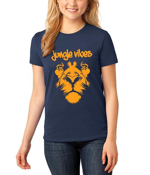 Women's Lion Face Tee