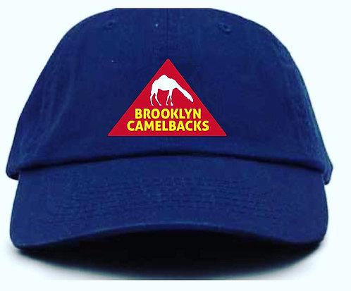 Blue Brooklyn Camelbacks Lo-Profile hat