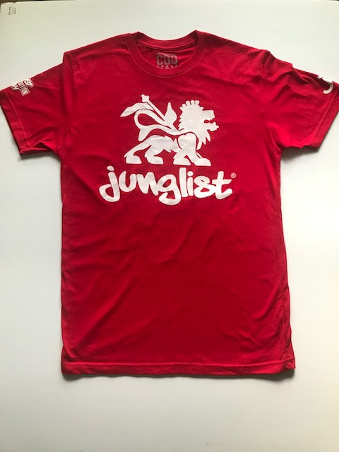 Junglist x. Cooyah Limited Edition Tee