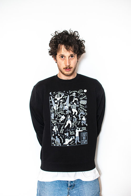 Community Vibes Sweater