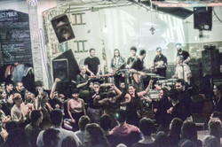 Dokkerman koncert a Gólyában