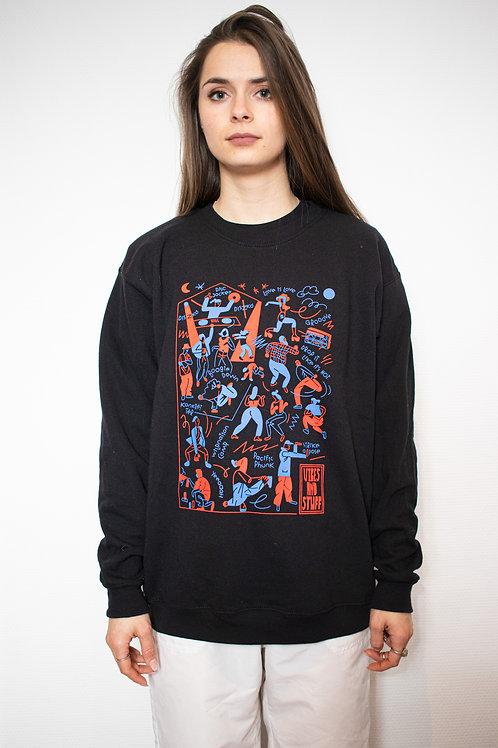 Community Vibes Sweater
