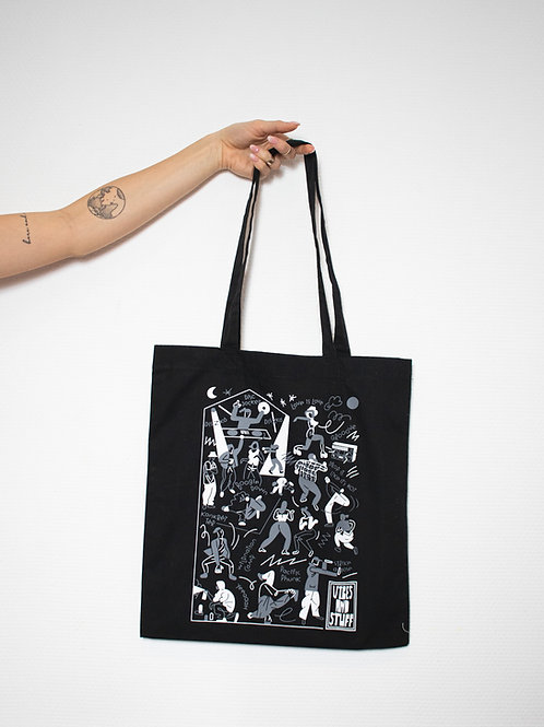 Community Vibes Tote