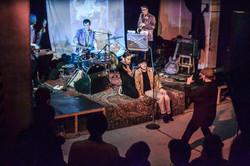 Kinetic Erotic koncert a Három Hollóban