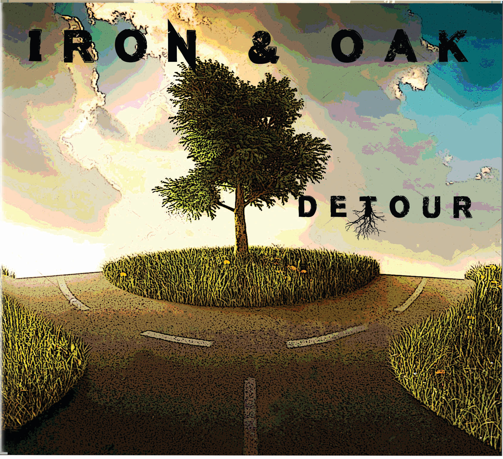Detour CD Iron & Oak